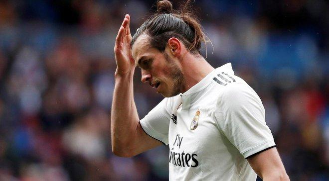 Бейл покинув Сантьяго Бернабеу до фінального свистка у матчі Реала з Леганесом
