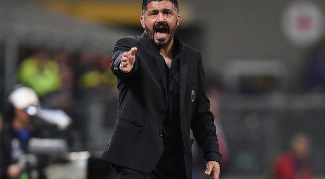 Гаттузо став претендентом на посаду головного тренера Удінезе