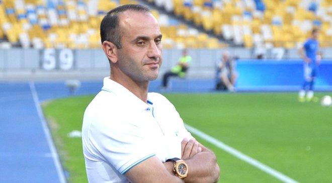 Львов официально назначил нового тренера