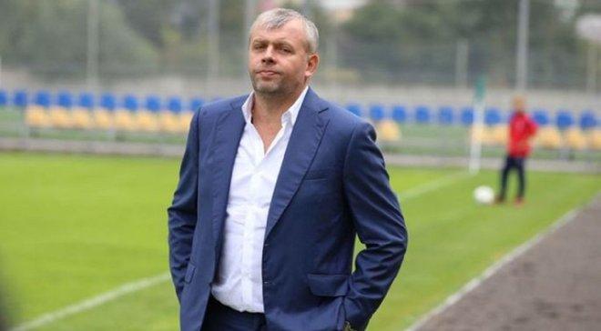 Рух покараний за емоційні висловлювання президента клубу Козловського