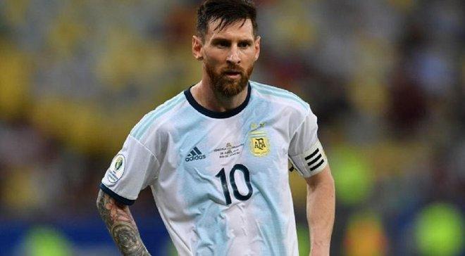 Мессі повернувся у збірну Аргентини після дискваліфікації – Ікарді не отримав виклик попри чудові виступи за ПСЖ