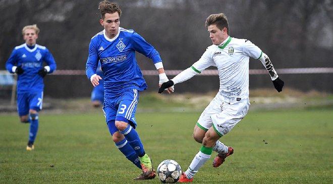 Динамо U-19 благодаря пенальти спасло ничью в матче против Карпат U-19 – исторический дебют VAR в Украине