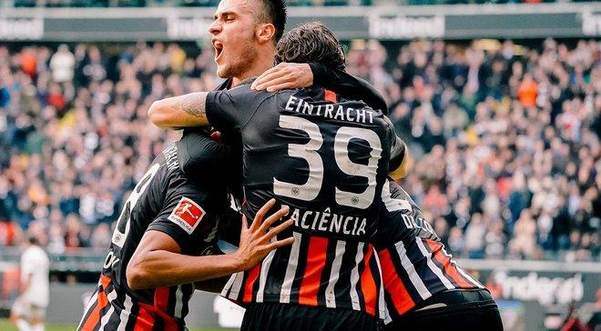 Унион переиграл Герту, Айнтрахт уничтожил Баварию, РБ Лейпциг забил восемь голов Майнцу: 10-й тур Бундеслиги, суббота