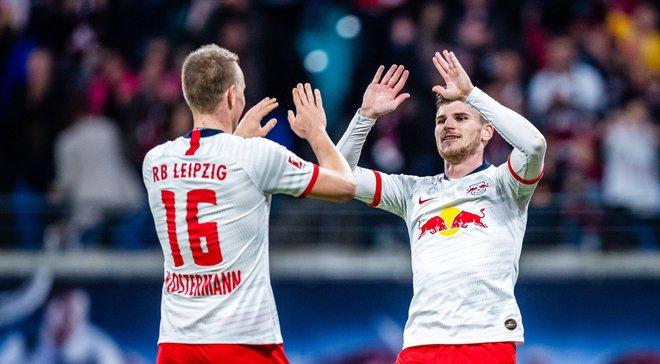 РБ Лейпциг – Майнц – 8:0 – відео голів та огляд матчу