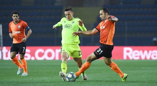 Динамо Загреб – Шахтар: онлайн-трансляція матчу Ліги чемпіонів – як це було