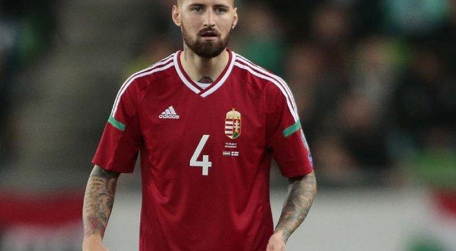 Кадар отримав виклик у збірну Угорщини попри травму і провал у попередньому матчі відбору Євро-2020
