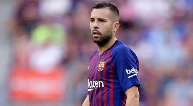 Барселона втратила Альбу через рецидив травми – захисник також пропустить матчі збірної Іспанії