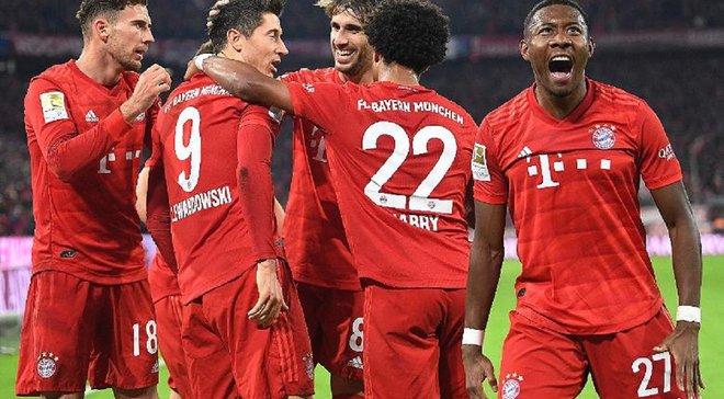 Смотреть обзор матча бавария боруссия дортмунд
