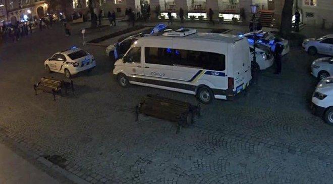 Олександрія – Сент-Етьєн: фанати влаштували масову бійку у центрі Львова