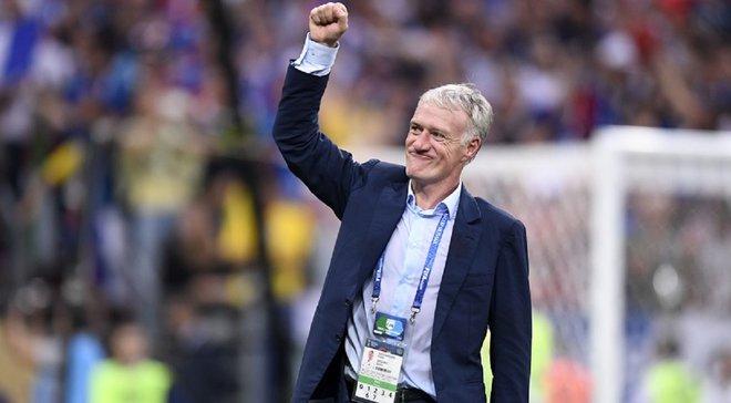 Франція оголосила заявку на матчі проти Молдови та Албанії