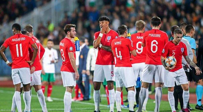 Збірна Англії оприлюднила список гравців на матчі відбору до Євро-2020