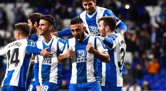 Еспаньйольський квартет і дует із Севільї – УЄФА оголосив команду тижня Ліги Європи