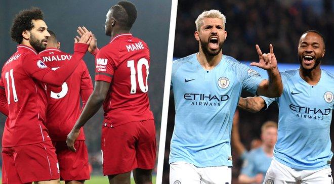 Ліверпуль – Манчестер Сіті: прогноз на матч АПЛ