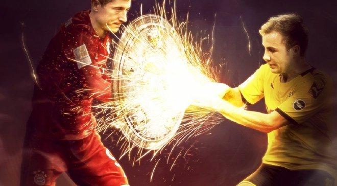Баварія – Борусія Д: онлайн-трансляція матчу Бундесліги