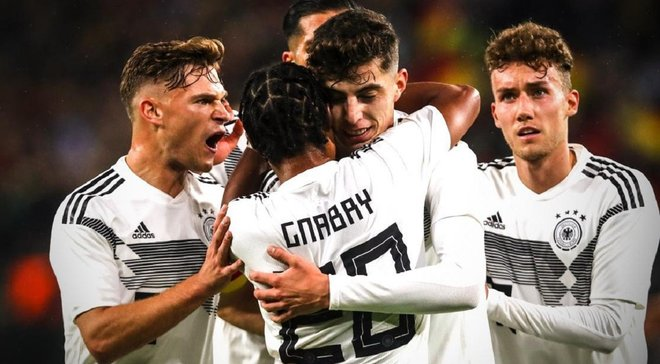 Збірна Німеччини оголосила заявку на матчі кваліфікації до Євро-2020