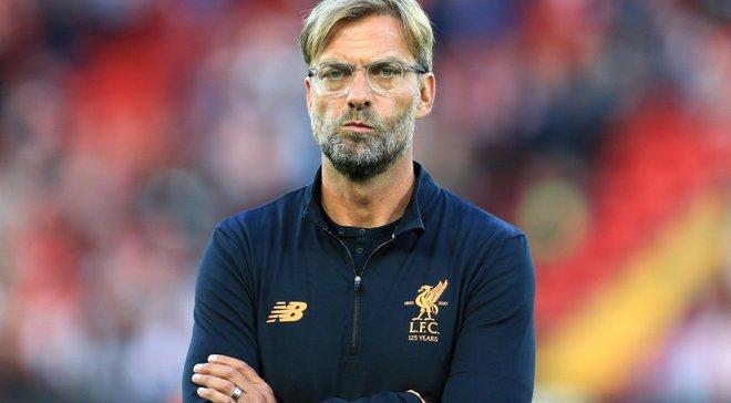 Клопп припустив, що Ліверпулю доведеться відійти від свого стилю у грі проти Манчестер Сіті
