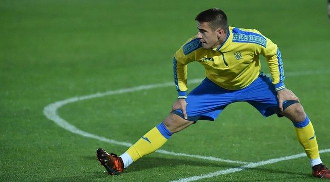 Шевченко довикликав Бєсєдіна на найближчі матчі збірної України