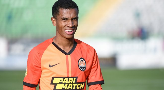 Маркос Антоніо потрапив до символічної збірної наймолодших гравців Ліги чемпіонів