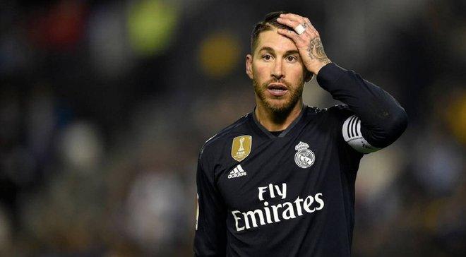 Рамос м'ячем нокаутував голкіпера Реала на тренуванні мадридців – курйозне відео