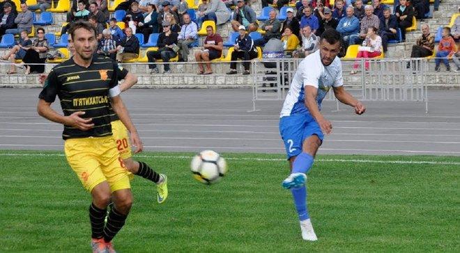 Перша ліга: Волинь перестріляла Рух в матчі з двома вилученнями, Чорноморець Маркевича поступився Гірник-Спорту