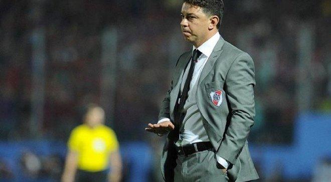 Тренер Ривер Плейта Гальярдо прокомментировал слухи о своем переходе в Барселону