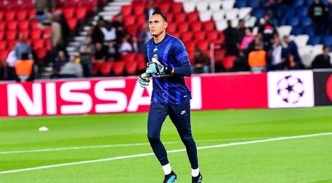 Навас отримав травму і пропустив матч проти Бреста – за ПСЖ дебютував Серхіо Ріко