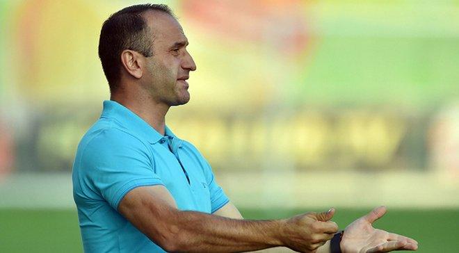 Меликян назвал главную причину успеха в матче с Ворсклой