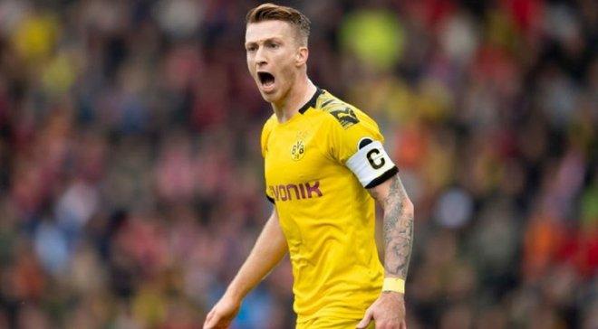 Борусія Д не відпустила Ройса у збірну Німеччини – гравець отримав чергову травму