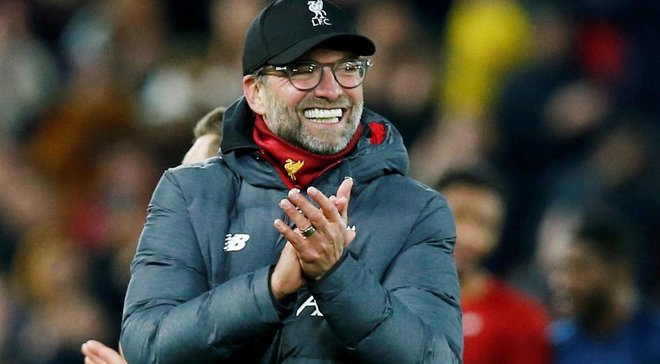 Клопп – о победе над Манчестер Сити: Это не была красивая игра