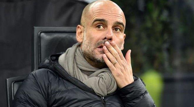 """Ліверпуль – Манчестер Сіті:  Гвардіола назвав причини поразки """"містян"""""""