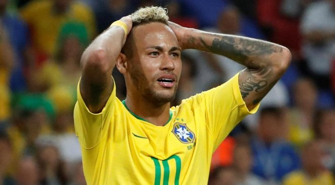Неймар підтримав бразильців Шахтаря, які постраждали від проявів расизму під час матчу з Динамо