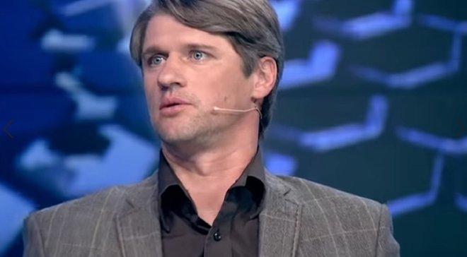 Шершун: Коли грав у Росії, теж були провокації, але я не поводився, як Тайсон