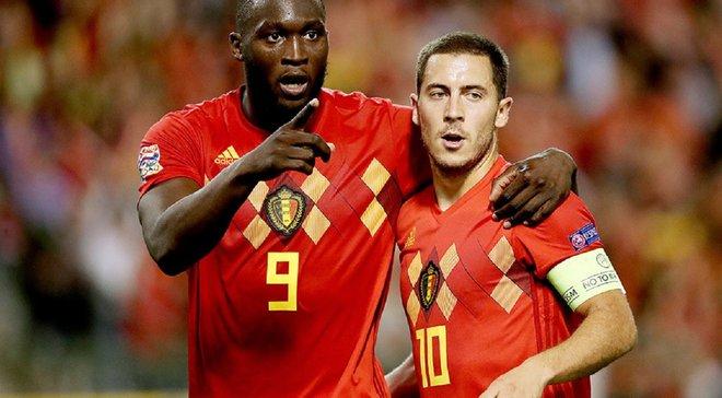 Евро-2020: Германия, Испания и Бельгия показали комплекты формы на континентальное первенство