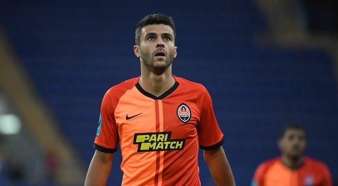 Мораес не сыграет за сборную Украины против Эстонии и Сербии
