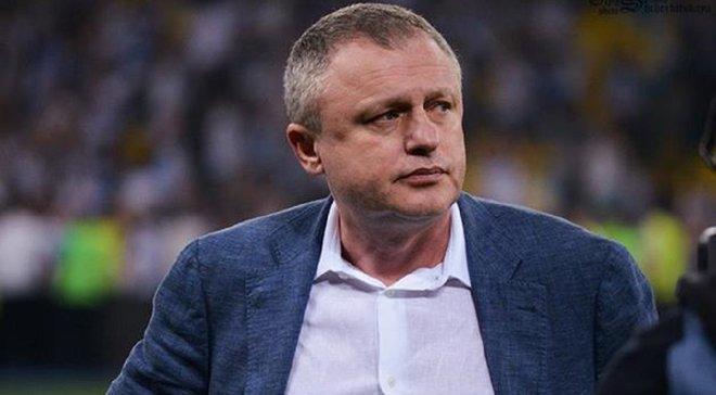 Денисов закликав Суркіса навести порядок на фанатських секторах Динамо