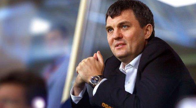 Красніков відповів на чутки про свою відставку з посади віце-президента Динамо