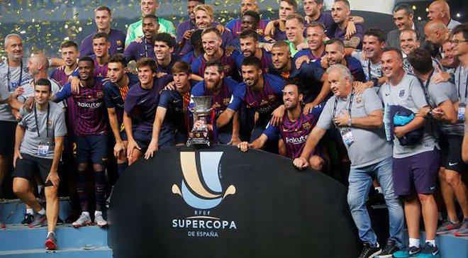 Федерація футболу Іспанії визначилась із місцем проведенням Суперкубка країни на найближчі три роки – несподіваний вибір