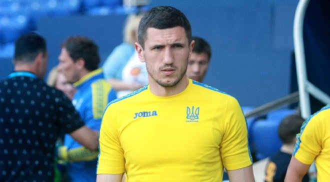 Кривцов: Збірна України повинна не впасти обличчям в багнюку