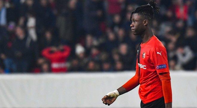 Талант Ренна Камавінга зацікавив кілька європейських грандів – французи розраховують на солідну суму за гравця