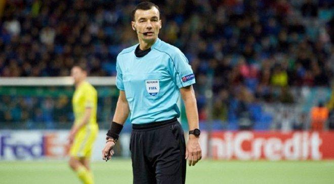 Хавбек Александрии Третьяков обвинил арбитра в убийстве украинского футбола