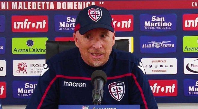 Тренер Кальяри пригласил фанатов клуба выпить пива в баре – большая щедрость создателя одной из главных сенсаций сезона