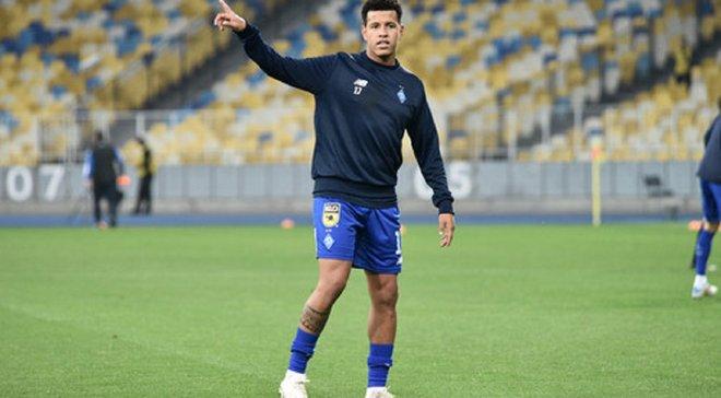 Сидклей может вернуться на родину – бразильский гранд продолжает претендовать на игрока Динамо