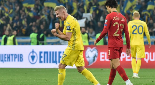 Україна змушує Португалію нервувати, історія для Фінляндії та битви за життя – фішки фінальних турів відбору Євро-2020