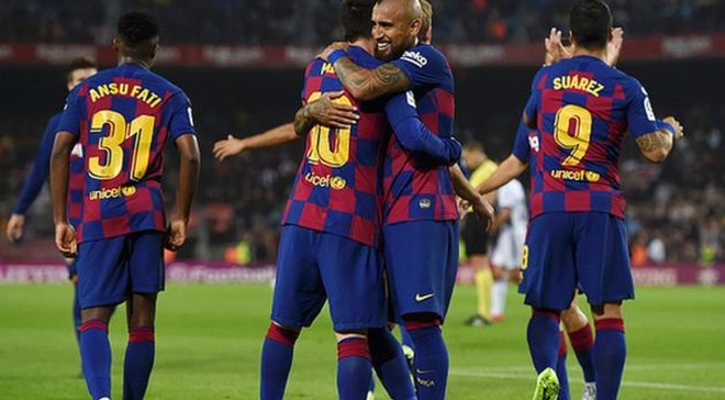 Барселона презентувала новий комплект форми – яскравий дизайн в кольорах Каталонії
