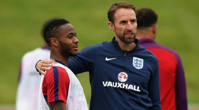 Саутгейт: Відлучення Стерлінга було ухвалене всіма гравцями збірної Англії