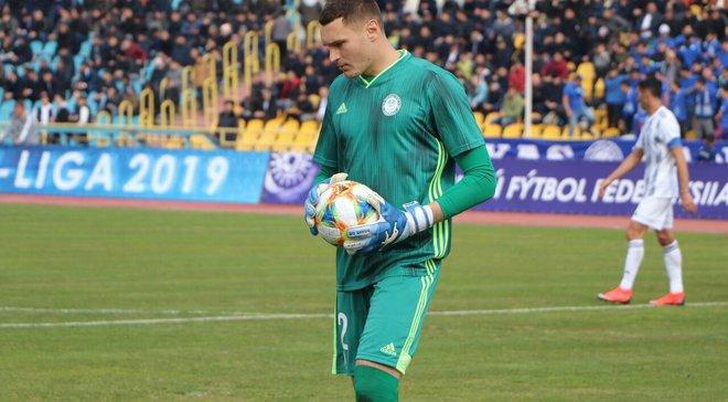 Непогодов признан лучшим голкипером чемпионата Казахстана