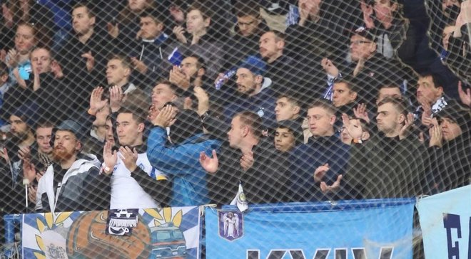 Вина фанатов Динамо очевидна и без качественного звука на видео, – функционер Шахтера о расистском скандале в дерби