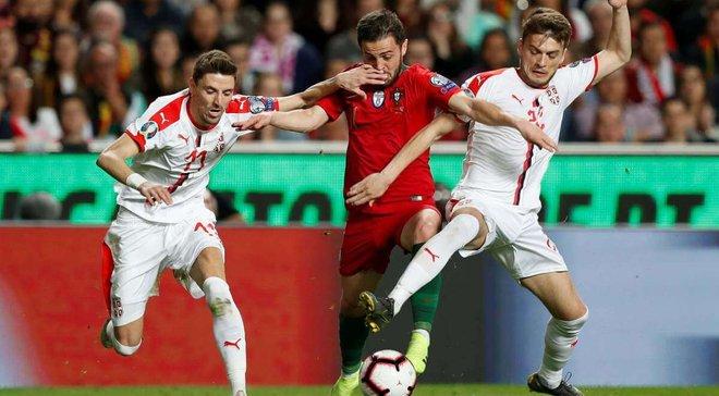 Сербія проведе найближчий матч без глядачів – УЄФА відхилив апеляцію суперника збірної України