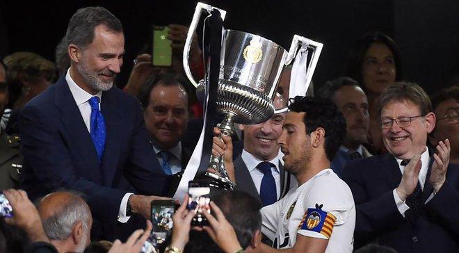 Валенсія бойкотує матч за Суперкубок Іспанії – відома можлива заміна левантійців