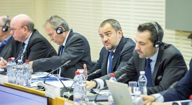 Павелко провел первое заседание во главе комитета УЕФА по статусу игроков и трансферов